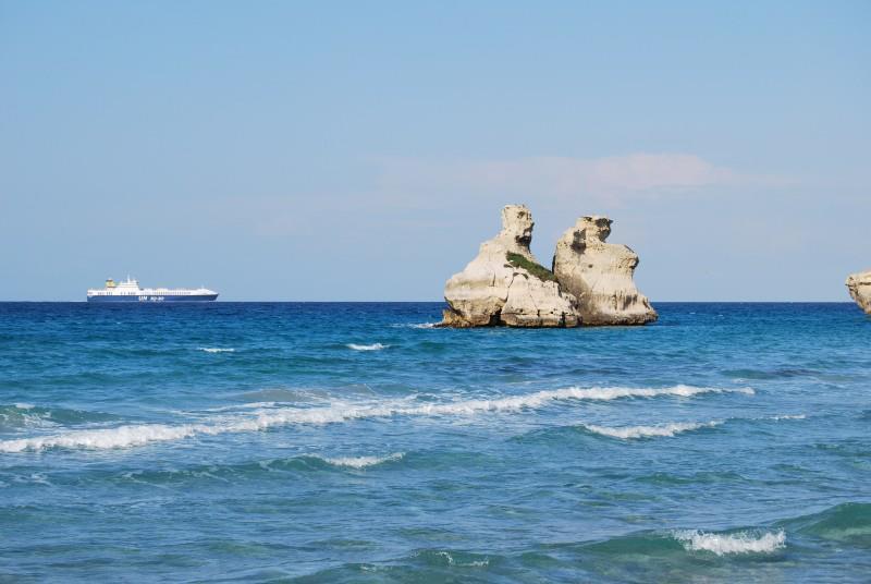 indimenticabili vacanze a Torre dell'Orso