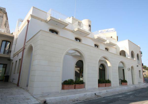Esterno Hotel Aurora e del Benessere Santa Cesarea Terme, Lecce