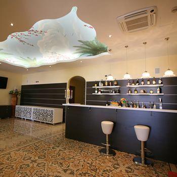 Bar Hotel Aurora e del Benessere Santa Cesarea Terme, Lecce