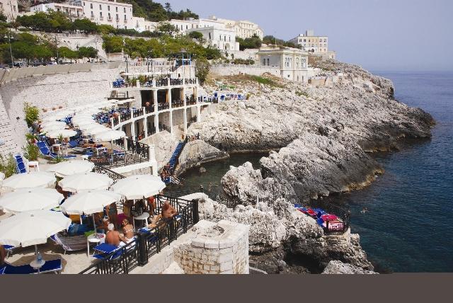 Lido Hotel Aurora e del Benessere Santa Cesarea Terme, Lecce