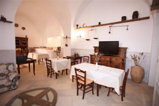 Interno Palazzo Laura Resort Morciano di Leuca, Lecce