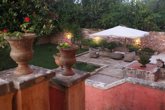 Esterno Palazzo Laura Resort Morciano di Leuca, Lecce