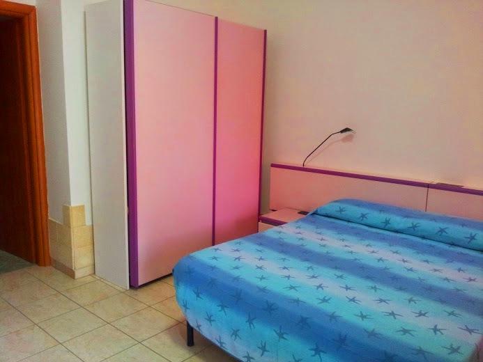 camera per dormire vicino alla spiaggia di Baia dei Turchi - Otranto