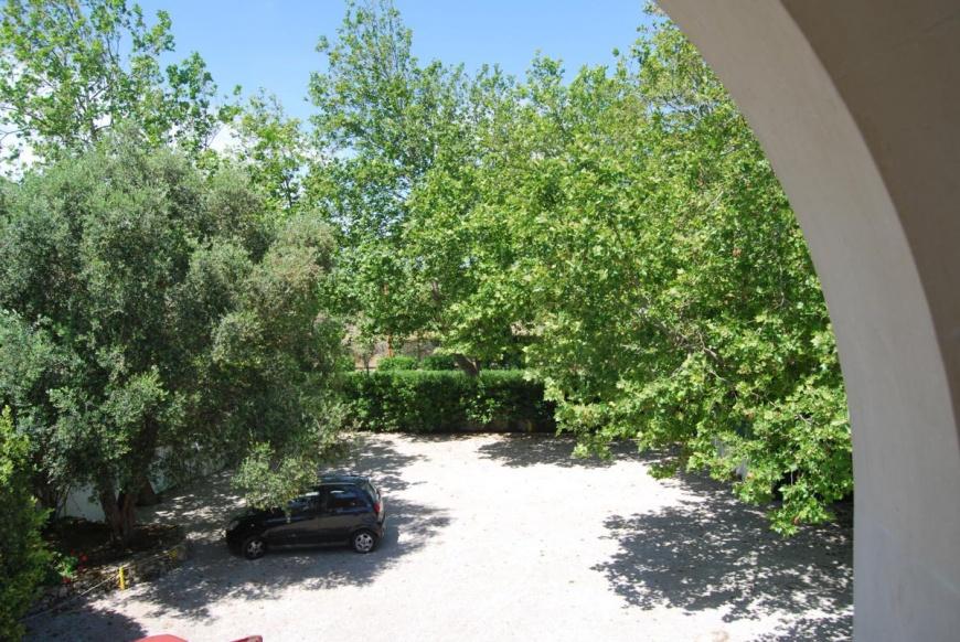 Residence vicino al mare con ampio e rigoglioso giardino a Torre dell'Orso