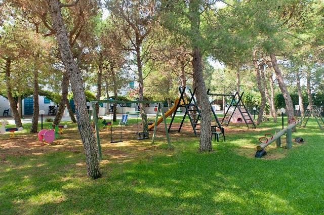 Area giochi Costa del Salento Ugento