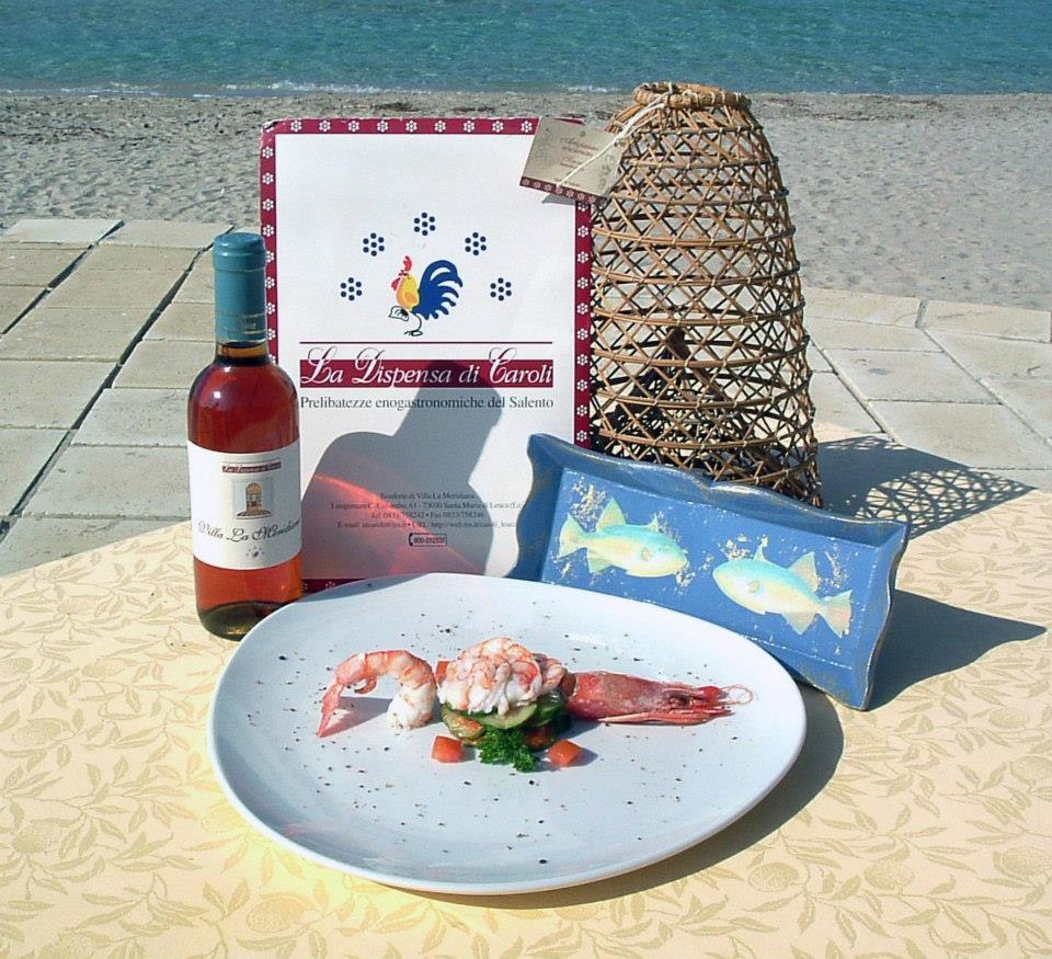 mangiare bene in vacanza in Puglia