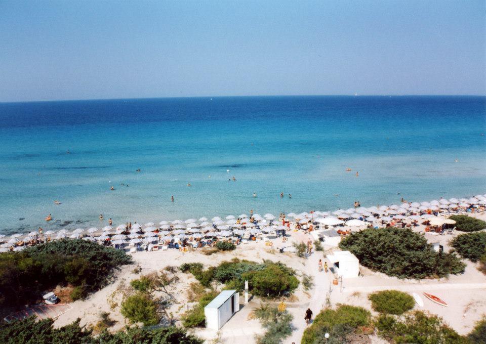 stabilimento balneare convenzionato con Hotel Joli Park a Gallipoli
