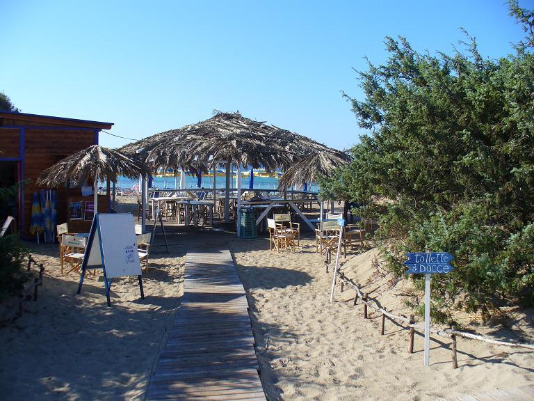 baron Beach Lido Attrezzato di BlueSea, Porto Cesareo, Lecce