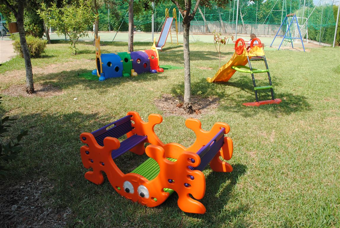 parco giochi villaggio residence oasi salento torre dell' orso