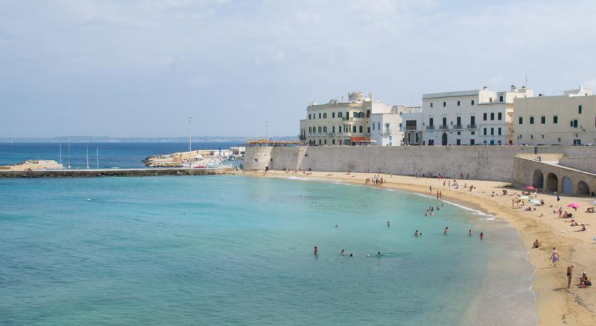 piatti di pesce nei ristoranti salentini convenzionati con i trilocali in affitto a Gallipoli (Lecce