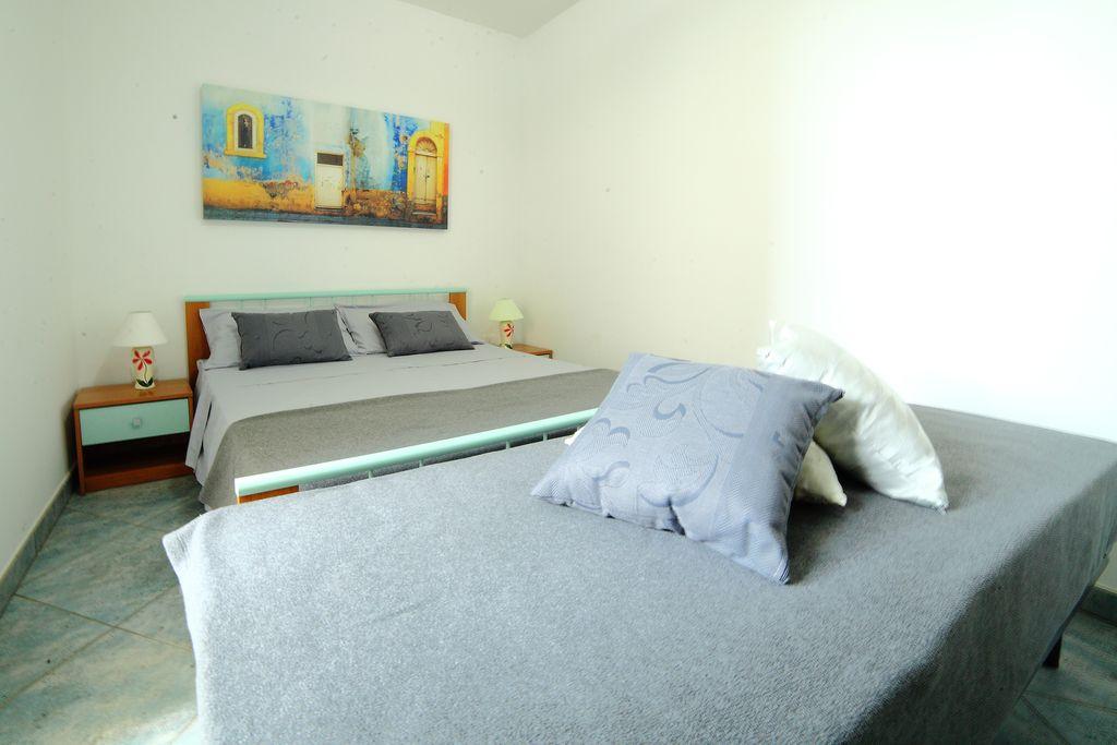 camera da letto Residence Rivamare Resort
