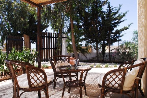 esterno camere masseria Li Monaci, Gallipoli, Lecce