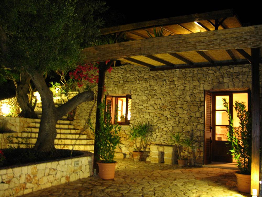 La sera a Pajara il Carrubo Tricase, Lecce