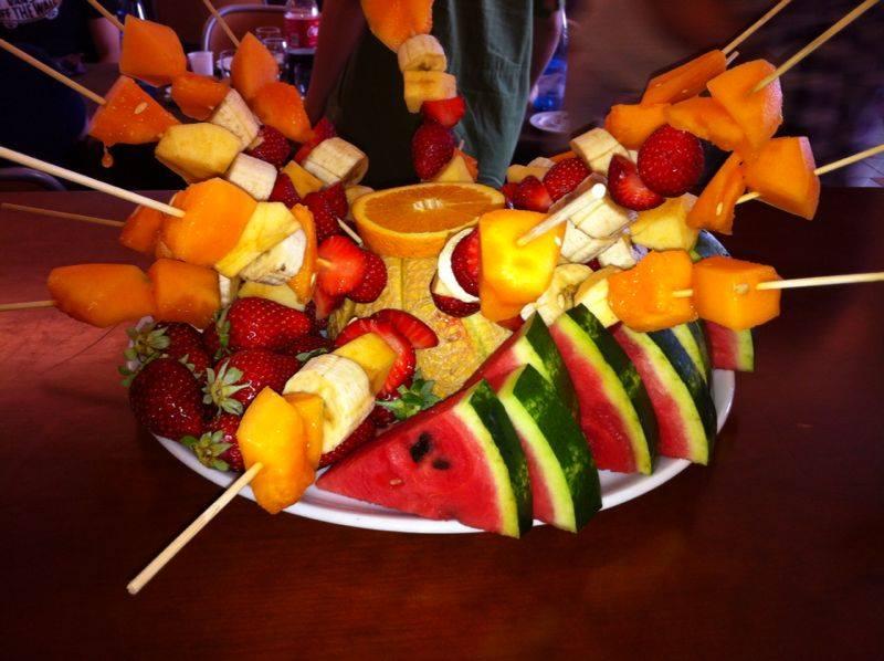 Cocktail di Frutta a Lecce