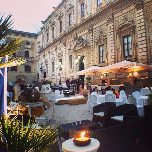 trascorrere dei romantici week end a Lecce