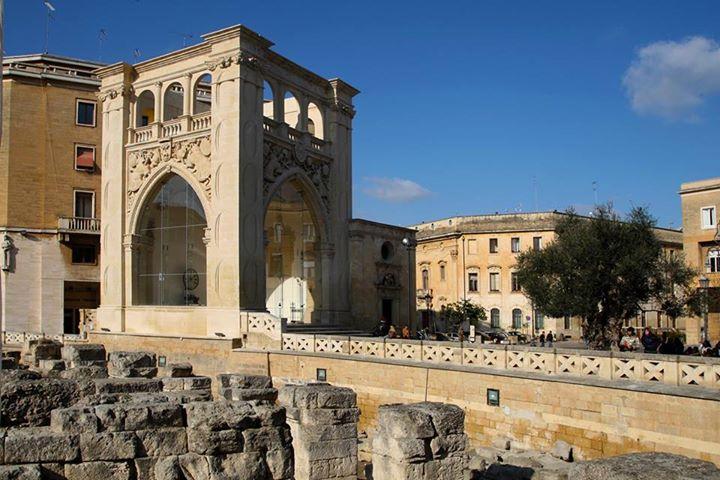 Visitare i monumenti di Lecce