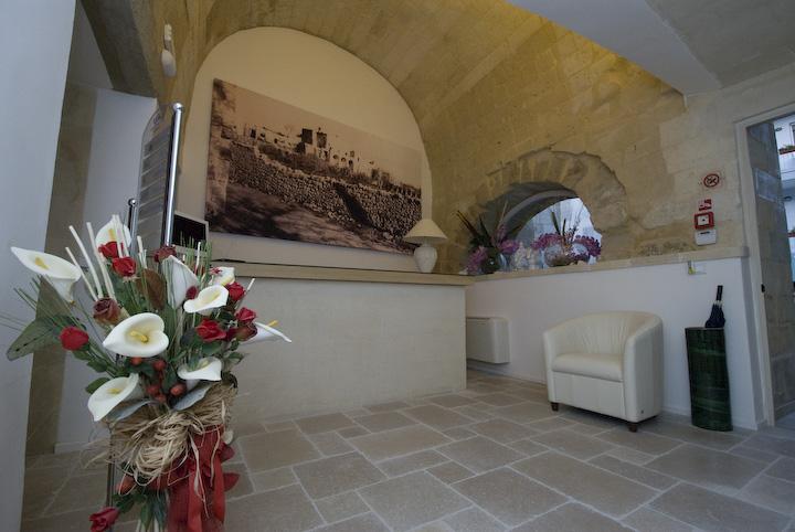 Reception Hotel San Giuseppe, Otranto, Lecce