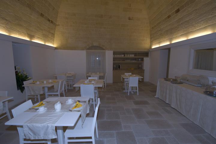 Sala Colazione Hotel San Giuseppe, Otranto, Lecce