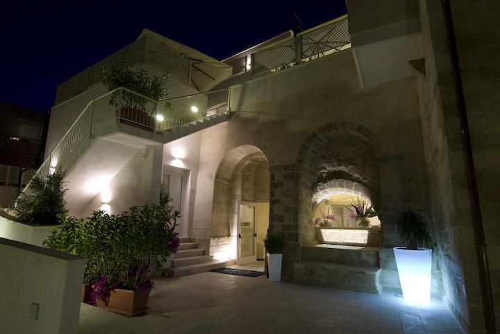 Esterno Hotel San Giuseppe, Otranto