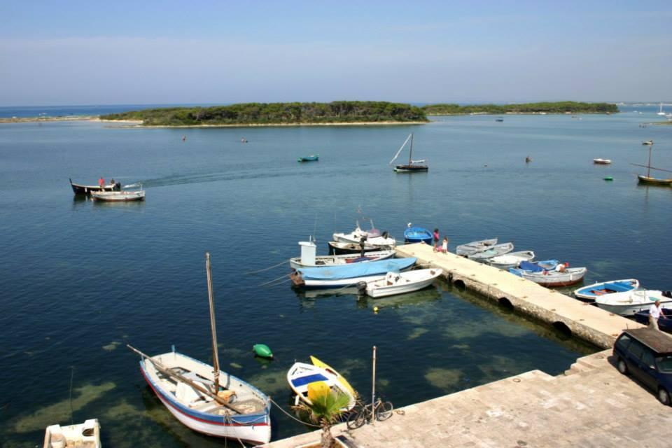Barche e Mare di Porto Cesareo (Lecce)