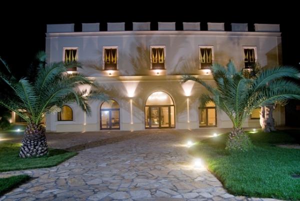 Esterno Masseria Corda di Lana Veglie, Lecce