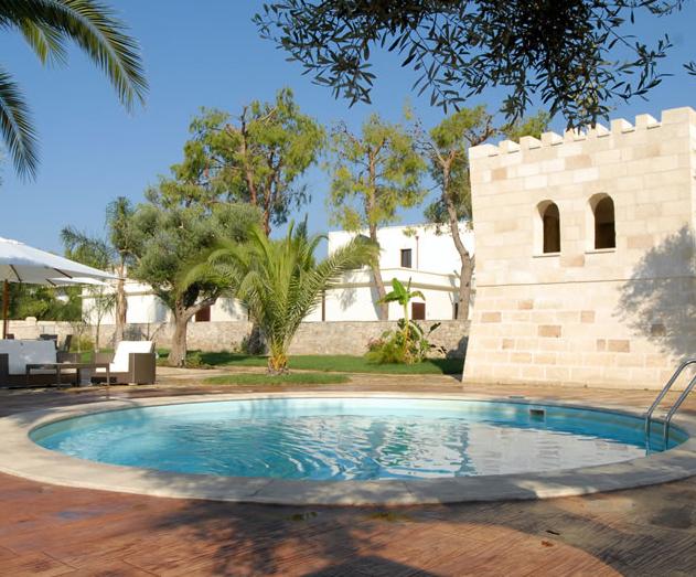 piscina idromassaggio Hotel Resort Villa Hermosa, Porto Cesareo, Lecce