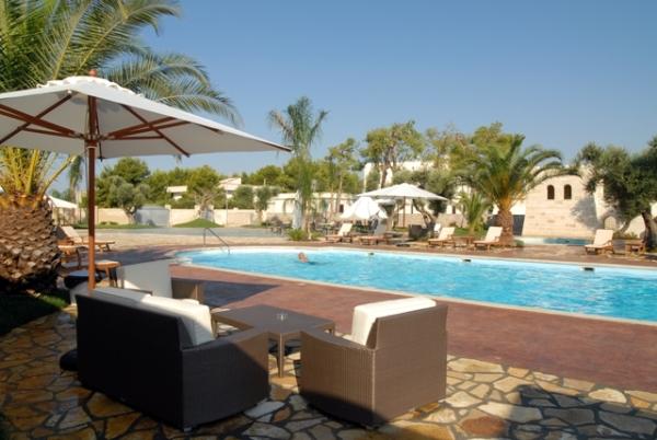 piscina Hotel Resort Villa Hermosa, Porto Cesareo, Lecce