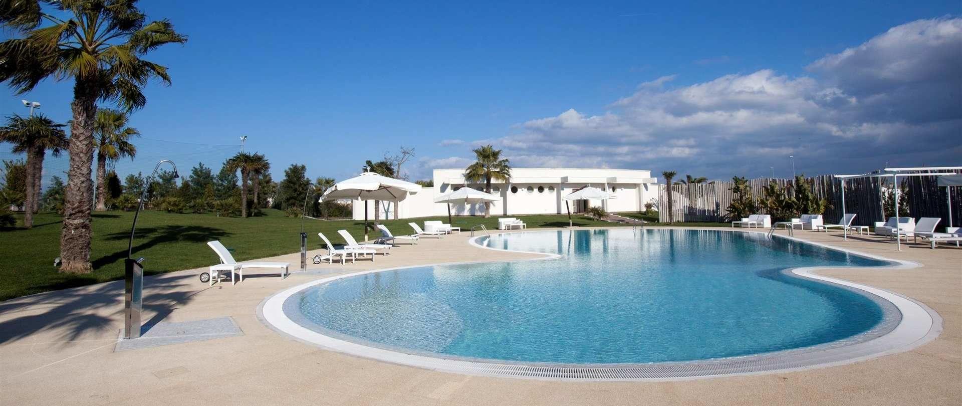 Hotel A Taranto Con Spa