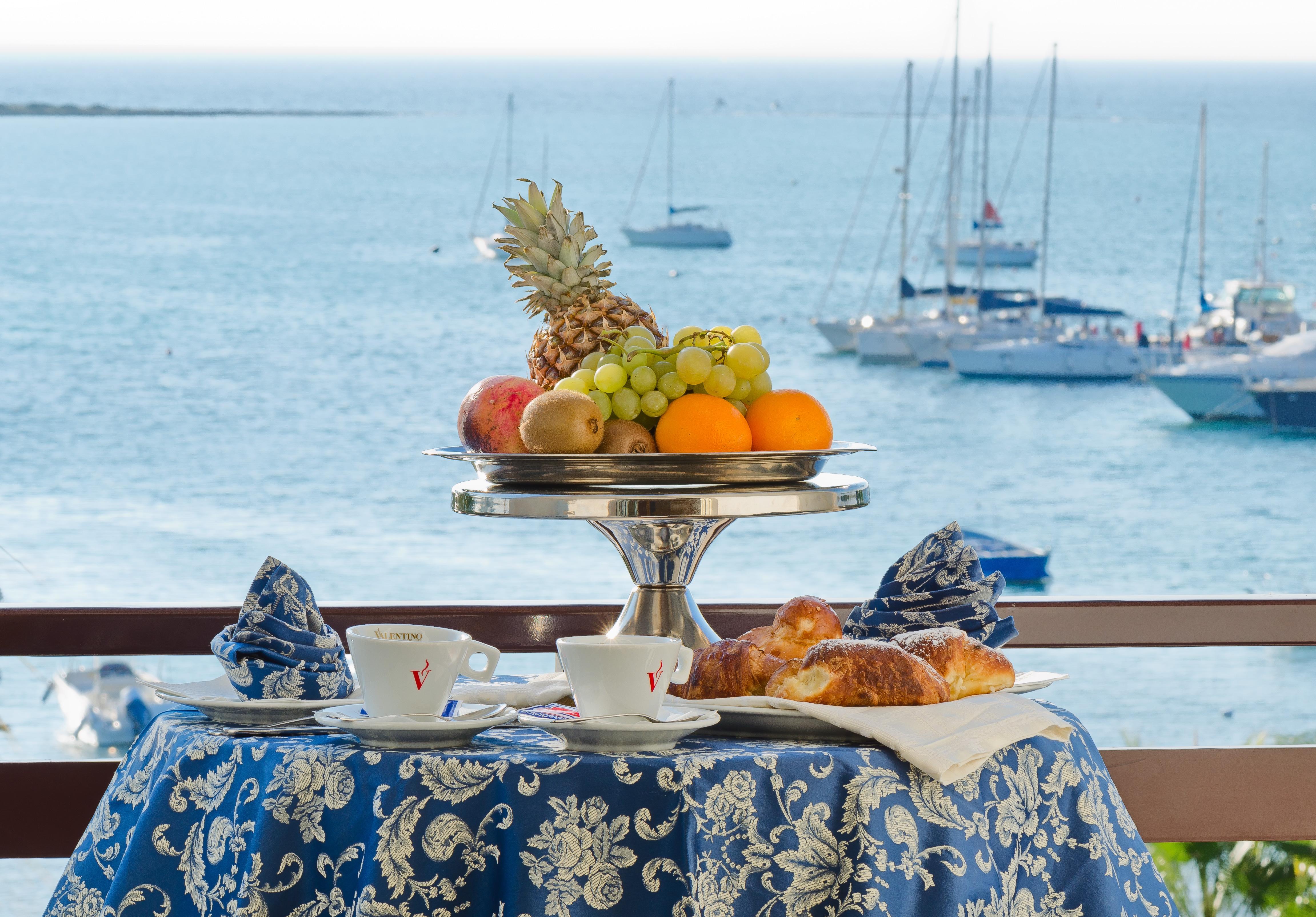 albergo vista mare Mediterraneo a Porto Cesareo (Lecce)