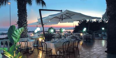 Terrazza Hotel Mediterraneo Porto Cesareo
