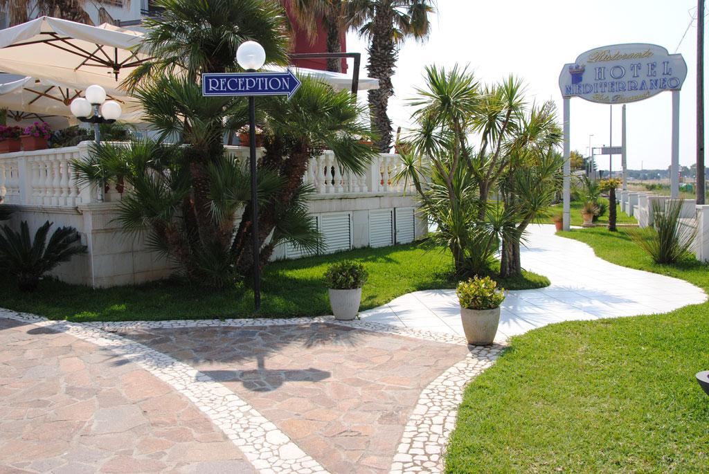 Hotel Mediterraneo Porto Cesareo