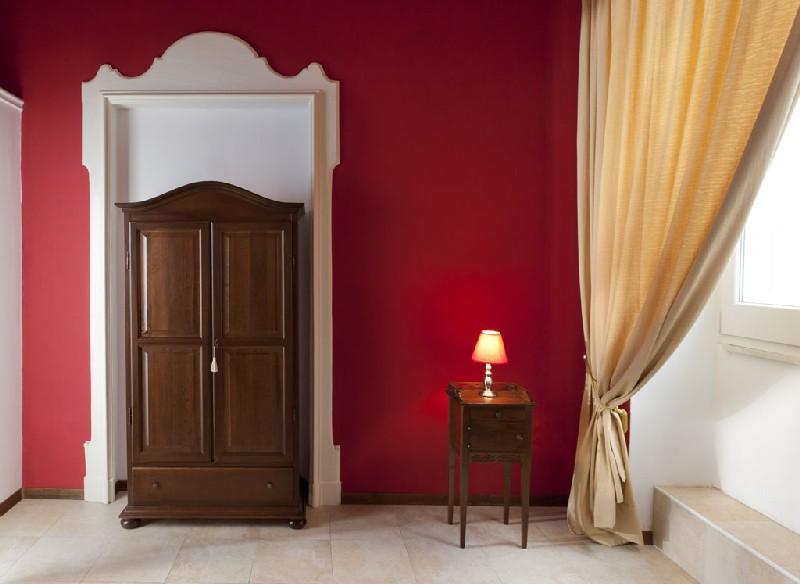 Particolare di una camera Dimora San Vincenzo Gallipoli, Lecce