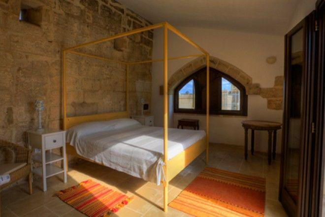 Camera matrimoniale Masseria Lacco Muro Leccese, Lecce