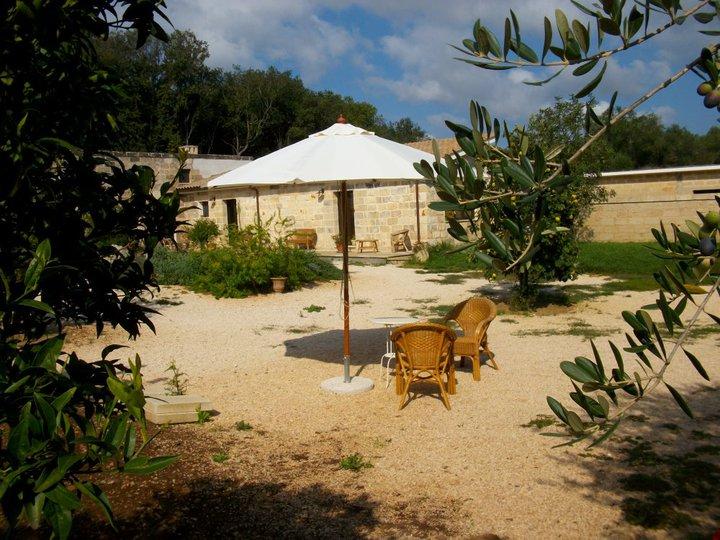 vacanze relax in masseria a Muro leccese (Puglia)