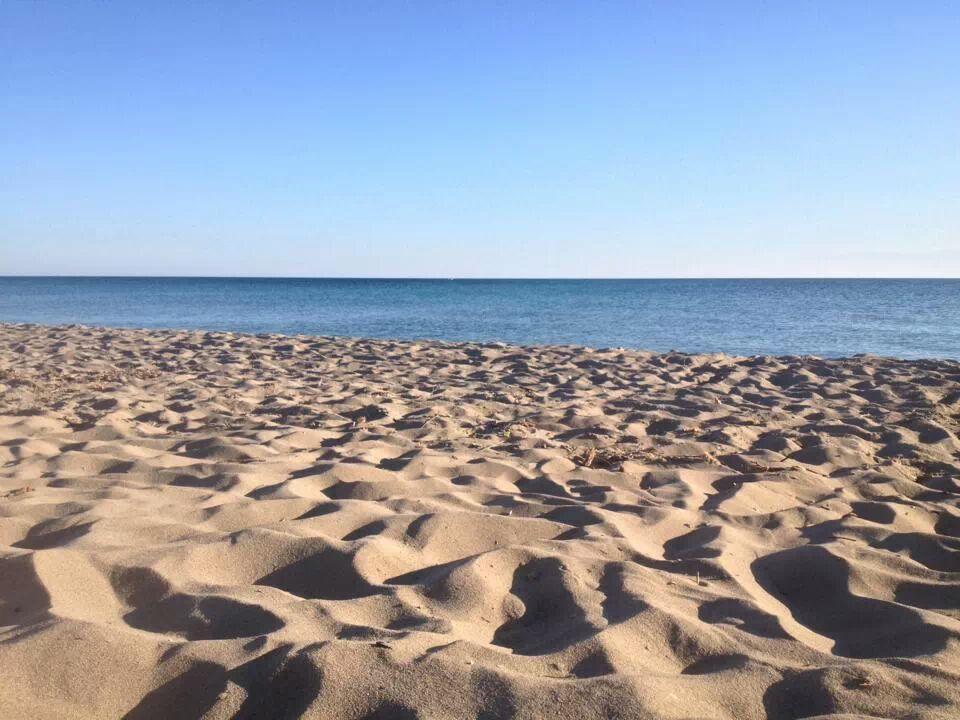 Spiaggia di Torre Pali (marina di Salve - Lecce)