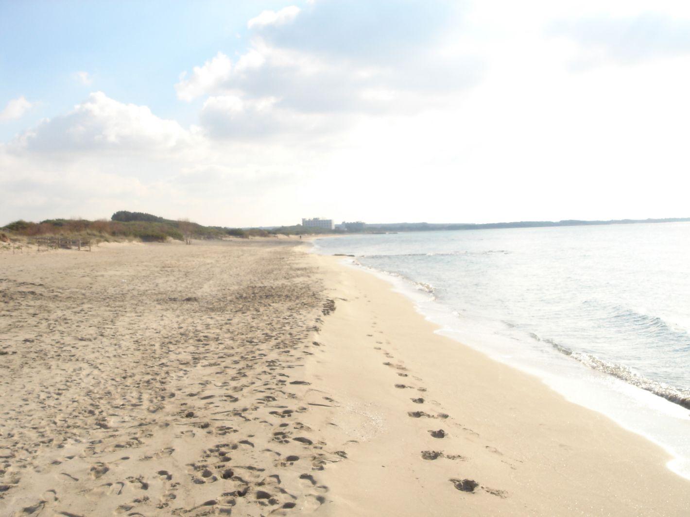 Spiaggia Baia Verde Gallipoli, Lecce