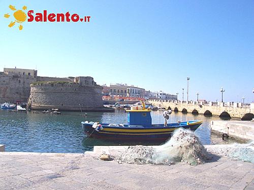 Veduta Panoramica Gallipoli, Lecce