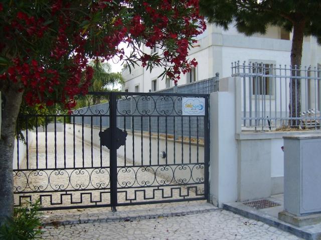 Esterno B&B Soleluna Santa Caterina, Lecce