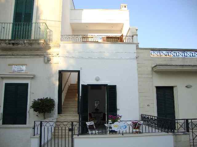 esterno appartamento soleluna Santa Caterina, Lecce