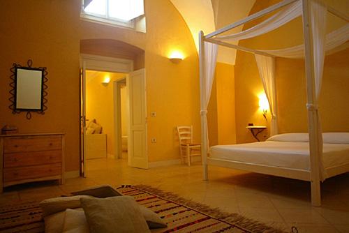 Camera Deluxe appartamento Masseria Li Foggi, Gallipoli, Lecce
