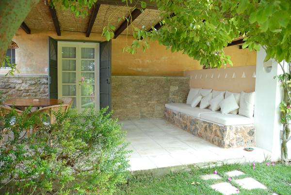 Terrazza appartamento comfort Masseria Li Foggi, Gallipoli, Lecce
