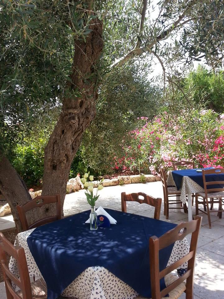 Colazione immersi nella natura presso Tenuta de Marco a Lido Marini (Lecce)