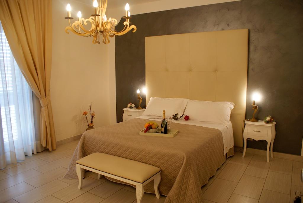 Camera da letto Alixias Suite Alezio