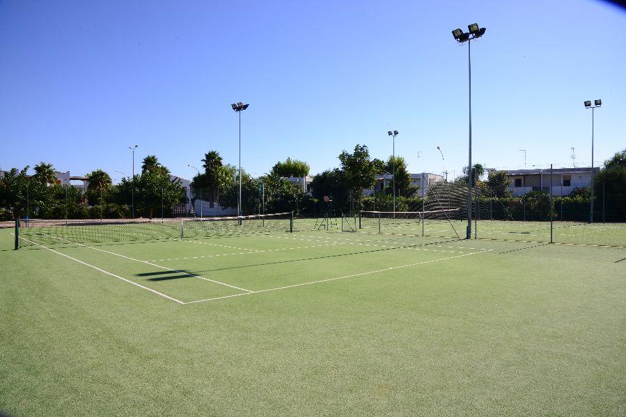 Campo sportivo Chiusurelle Resort Torre Lapillo, Lecce
