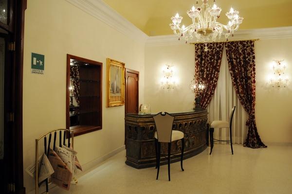 Interno GrandHotel di Lecce, Lecce