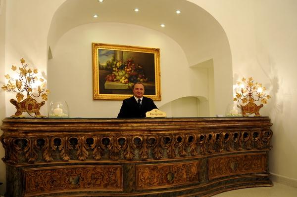 Reception GrandHotel di Lecce, Lecce