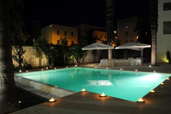 Esterno GrandHotel di Lecce, Lecce