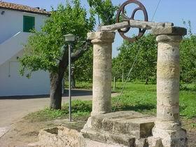 Esterni agritursimo capani Alezio - gallipoli, Lecce