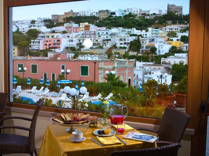 Colazione Hotel Panoramico Castro