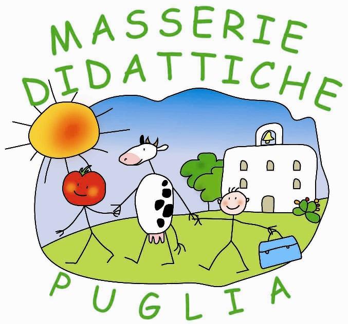 Logo masserie didattiche Puglia, Masseria La Torre Maglie, Lecce